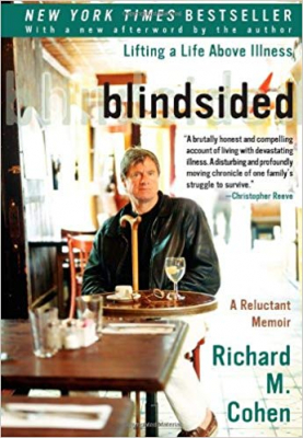 Image of Blindsided : Lifting A Life Above Illness - A Reluctant Memoir