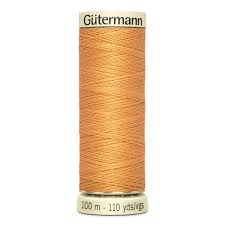 Image of Gutermann Thread Gold 100m