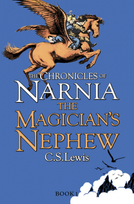 Image of Magicians Nephew Chronicles Of Narnia 1