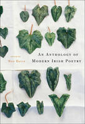 Anthology Of Modern Irish Poetry