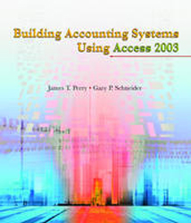 Image of Building Accounting Systems Using Access 2003