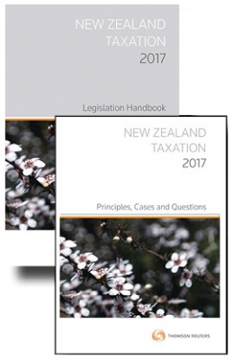 Image of New Zealand Taxation : Principles Cases And Questions + New Zealand Taxation Legislation Handbook Bundle 2017
