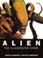 Alien : The Illustrated Story