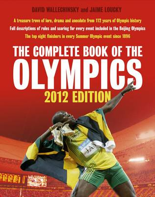 Image of Complete Book Of The Olympics : 2012