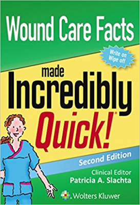Image of Wound Care Facts Made Incredibly Quick