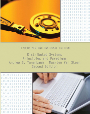 Image of Distributed Systems : Principles And Paradigms
