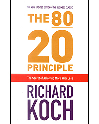 80 20 Principle The Secret Of Achieving More With Less