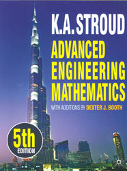 Image of Advanced Engineering Mathematics