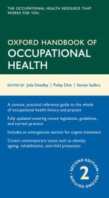 Image of Oxford Handbook Of Occupational Health