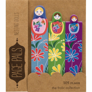 Image of Page Pals : Nesting Dolls