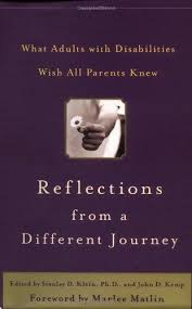 Image of Reflections From A Different Journey : What Adults With Disabilities Wish All Parents Knew
