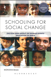 Image of Schooling For Social Change : The Rise And Impact Of Human Rights Education In India