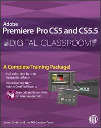 Image of Premiere Pro Cs5 And Cs5.5 Digital Classroom