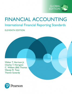 Image of Financial Accounting : Global Edition
