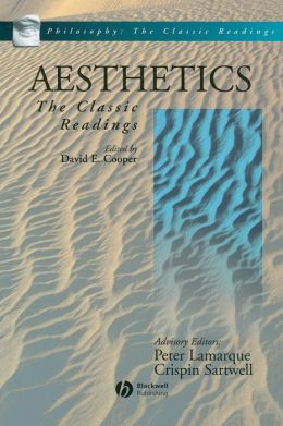Aesthetics The Classical Readings