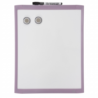 Image of Whiteboard Quartet Basics Magnetic 28 X 36cm Purple