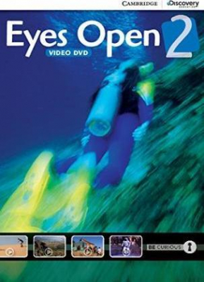 Image of Eyes Open Level 2 : Dvd Video