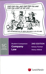Image of Company Law : Butterworths Student Companion