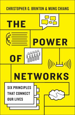 Image of The Power Of Networks : Six Principles That Connect Our Lives