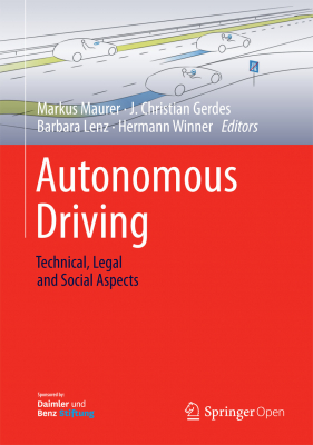 Image of Autonomous Driving : Technical Legal And Social Aspects