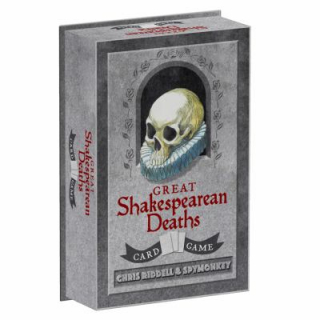 Image of Great Shakespearean Deaths Card Game