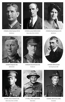 Image of Onward : Portraits Of The New Zealand Expeditionary Force : Volume 3