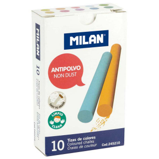 Image of Chalk Milan Coloured 10 Pack