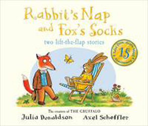 Image of Tales From Acorn Wood : Fox's Socks And Rabbit's Nap