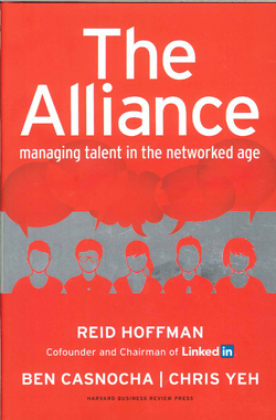 Alliance : Managing Talent In The Networked Age