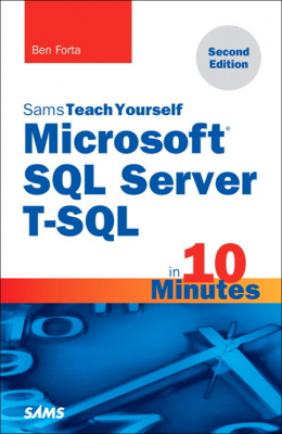 Image of Sams Teach Yourself Sql Server T-sql In 10 Minutes