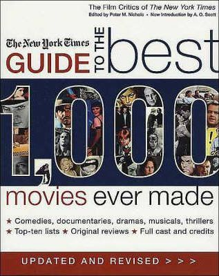 Image of New York Times Guide To The Best 1000 Movies Ever Made Revised