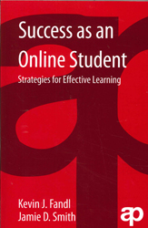 Image of Success As An Online Student : Strategies For Effective Learning