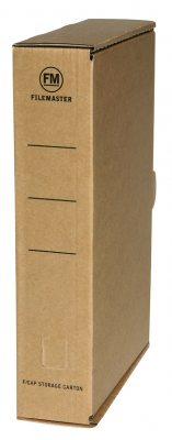Image of Storage Box Fm Foolscap Kraft