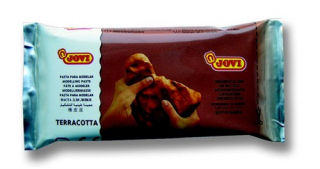 Image of Modelling Clay Jovi Terracotta 250g