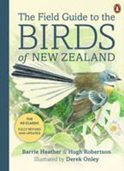 Image of Field Guide To The Birds Of New Zealand