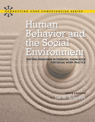 Image of Human Behaviour And The Social Environment : Shifting Paradigms In Essential Knowledge For Social Work Practice