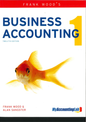 Image of Frank Wood's Business Accounting Volume 1 With Myaccountinglab