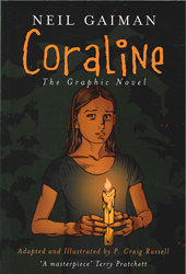 Image of Coraline : The Graphic Novel