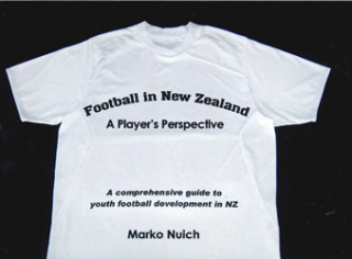 Image of Football In New Zealand : A Player's Perspective