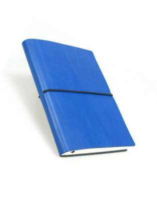 Image of Notebook Ciak Blank 15cm X 21cm Blue