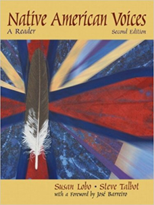 Image of Native American Voices : A Reader