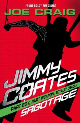Image of Jimmy Coates : Sabotage