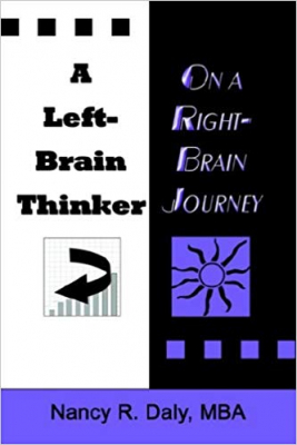 Image of Left Brain Thinker On A Right Brain Journey