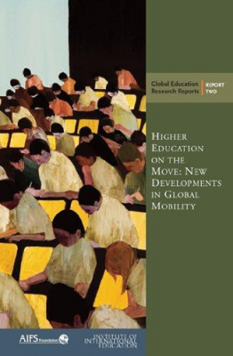 Image of Higher Education On The Move New Developments In Global Mobility : Global Education Research Report 1
