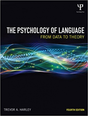 Image of Psychology Of Language : From Data To Theory