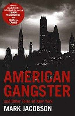 Image of American Gangster & Other Tales Of New York