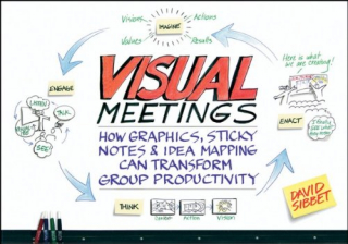Image of Visual Meetings : How Graphics Sticky Notes & Idea Mapping Can Transform Group Productivity