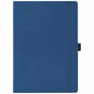 Image of Planner Milford A5 Undated Journal Blue