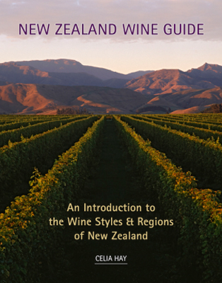 Image of New Zealand Wine Guide : An Introduction To The Wine Styles & Regions Of New Zealand