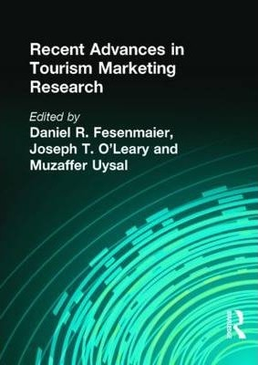Image of Recent Advances In Tourism Marketing Research